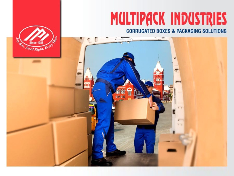 Corrugated Packaging Boxes Company